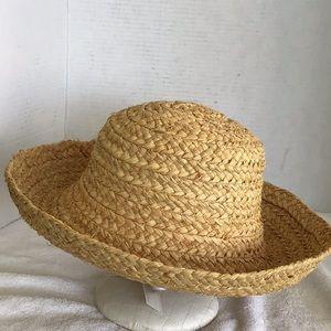 Vintage Ann Taylor large brim hat